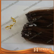 Factory Price Virgin cheap New style 30 inch micro ring hair extensions
