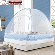 2015 Hot selling insecticide treated girls mosquito net bed canopy for sale