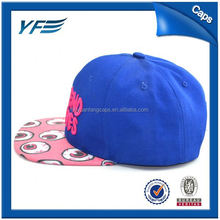 Wholesale Basketball Black ,Blank Snapback Hat Bulk, 3D Embroidery Red Snapback Hat