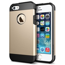 Tough Armor TPU Mobile Phone Case For iphone 5S