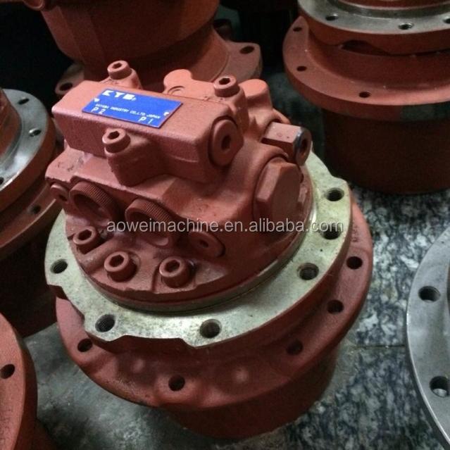 Kayaba excavator final drive travel motor for MAG-33V-510-1 MAG-33VP-370E-1 MAG-63VP-610 MAG-85V ...