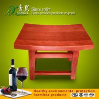 Portable wooden bar stool/step stool by handmade