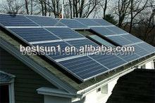 2000w MPPT controller portable solar power