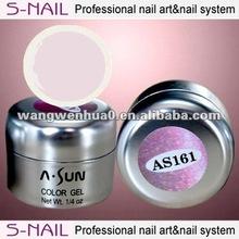 Professional soak off colored uv gel,uv gel polish fr salon,gels nails