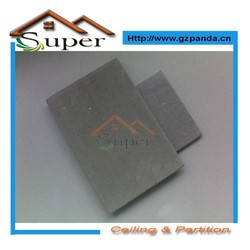 Low Price High Quality 100% Asbestos Free Fiber Cement Board