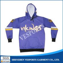 Custom sublimation hoodies for children