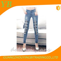 sexy lady jeans cheap colored skinny jeans for women