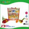 cheap foldable shopping bag, reusable shopping bag