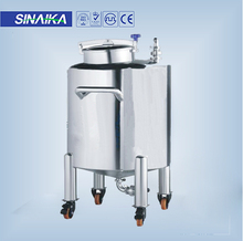 High Quality stainless steel shampoo storage tank