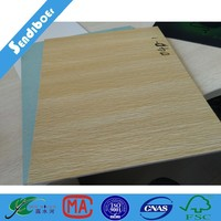 S053 3mm hardboard in sam sizes for cabinet sheets made in China 2015 new product