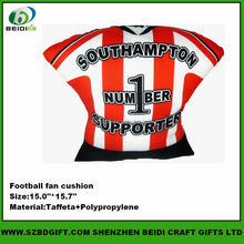 Sublimation Printed Football Fans pillow wholesale
