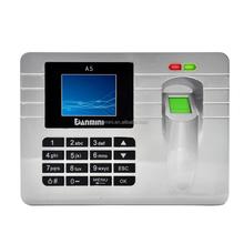 Popular Product! A5 Cheap Fingerprint Time Attendance/biometric door access control