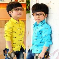 AUTUMN BOYS FANCY SHIRTS,BLOUSE FOR KIDS,LATEST SHIRT DESIGNS FOR BOYS