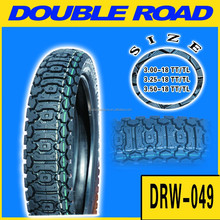 Hot sale best price scooter tire 3.00-18 TL motorcycle tire in china