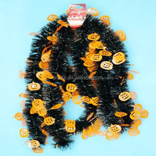 garland tinsel halloween paper garland paper garland party decoration