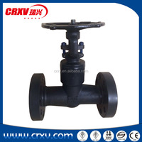Integral Flanged Gate Valve - Welded Bonnet - 1500LB