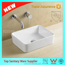 porcelain bathroom basin washing hair