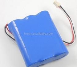batteries battery lithium 18650 battery 11.1v 2200mah lithium ion battery pack