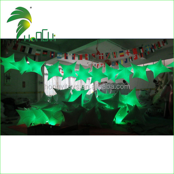 inflatable colorful led star balloon (5)