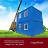 neopor fireproof modular cottages prefab nice design villa house