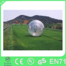 Exciting sport games inflatable zorb ball for sale