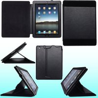 Fashionable Case Leather Cases For iPad 2/3/4
