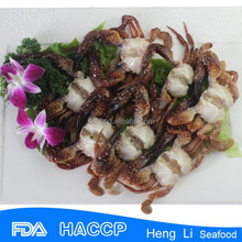 HL003 healthy seafood crab farm with reasonable price