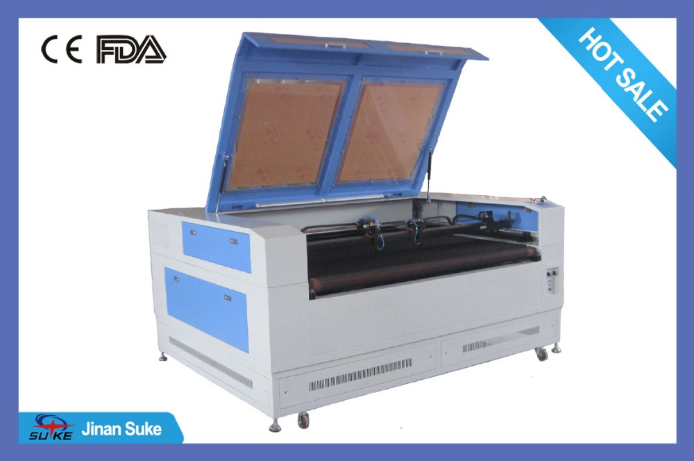 Good performance laser letter cutting machine 1610 model for Engraving machine letter sets
