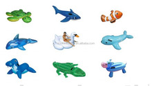 kids beach set inflatable beach dolphin baby pool floating rider