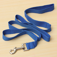 Colorful Long Strong Nylon Dog Puppy Leash Lead Pet Walking Harness Convenient Safety Rope Supplies Wholesale