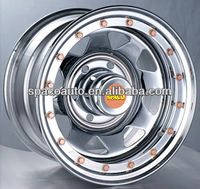 4x4 off-road steel rim 17 inch chrome steel rims