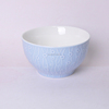 Factory direct sales bowl/Inner white outside red ceramic bowl for promotional
