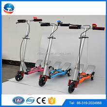 Wholesale high quality best price hot sale most popular electric balance frog baby/kids china manufacture of child scooter