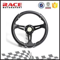 Essen Member 13 Inch Carbon Fiber Steering Wheel Leather