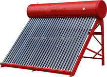 Solar water heater for small family use 2-4 people