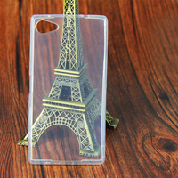 Clear Transparent Soft TPU Case Cover For Sony Xperia Z5 Compact / Z5 Mini