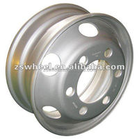 steel wheel rim17.5*6.75 for truck with factory direct sales