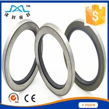 High Quality PTFE+stainless double lip oil seal