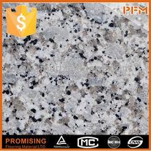 Nature high polished dark grey granite flat cap(natural split)