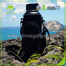 40oz Pouch for Hydro Flask Black / JugLug Sleeve / Hydro Flask Bottles