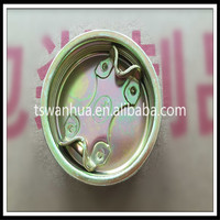 High quality low purchase cost is low-----flange closure for drum in china