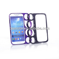 S4 four rings phone case/ for samsung 9500 phone protector / phone case cover