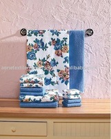 Pakistan Best Quality A-One Cotton Printed Towel