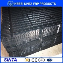 cooling tower fill sheet ,pvc filler for open cooling tower