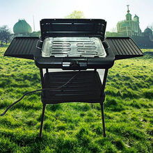 Latest new products CE/GS/EMC/ROHS approval BBQ commercial barbeque grill