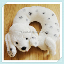 U Shape Baby Plush Animal Neck Pillow