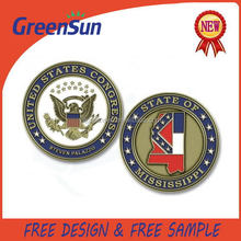 Promotional Gifts Discount nice metal coins