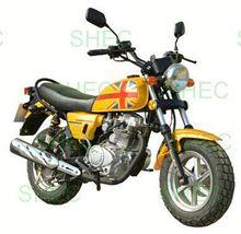 Motorcycle optional 125cc cruiser chopper motorcycle