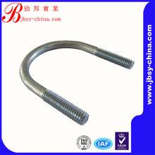 Galvanized steel U bolt