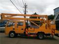 16m cherry picker, 20m poda de árvores de caminhão, caminhão com cesto